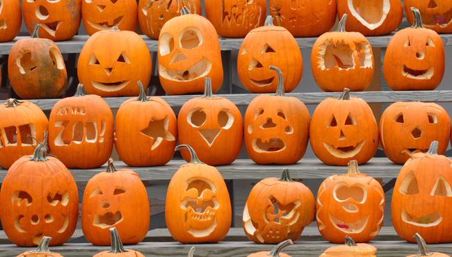 Tricks to Stay Healthy on Halloween